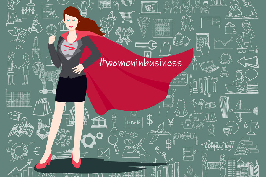 # Women in Business – The Private Practice Magazine