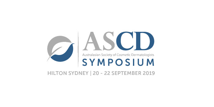 Australian Society of Cosmetic Dermatologists Conference 2019
